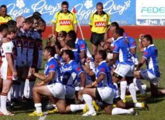 Samoa PM XIII's v NSWCRL