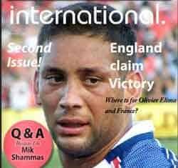 International Magazine - November Edition