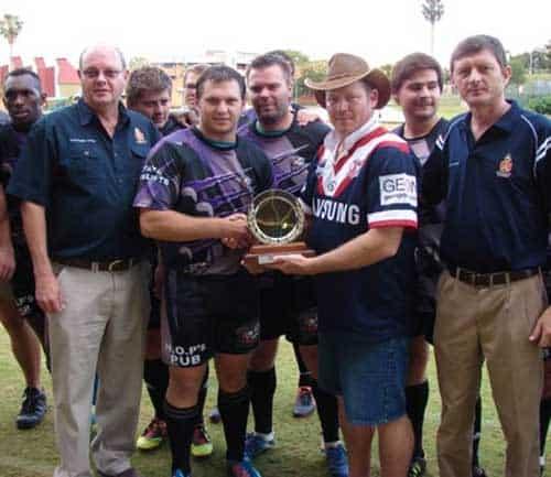 Plate Winners Bears