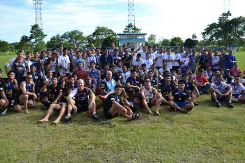 Philippines Clark 9's