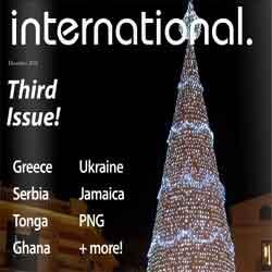 International - December issue