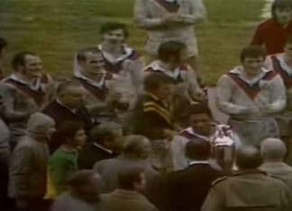1972 Rugby League World Cup Final Great Britain retain the World Cup