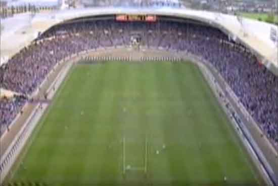 1989 to 1992 Rugby League World Cup - Full house on hand at Wembley for the Final