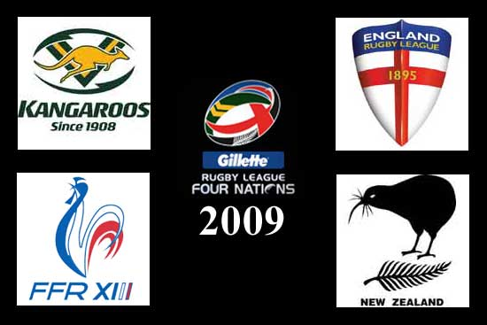 2009 Rugby League Four-Nations