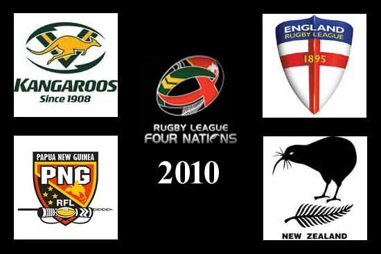 2010 Rugby League Four-Nations