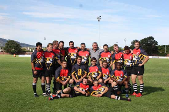 South Africa Rugby League Middleburg Tigers