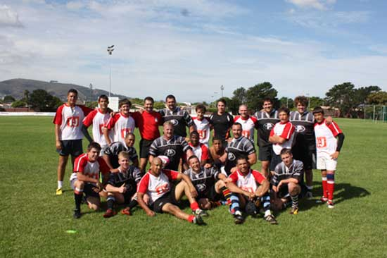 South Africa Rugby League Northern and Southern Invitational