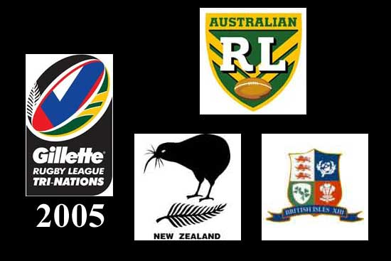 2005 Rugby League Tri-Nations