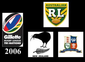 2006 Rugby League Tri-Nations