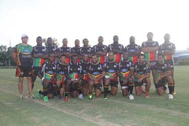 Vanuatu v Townsville Brothers