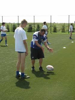Italian Rugby League Coaching