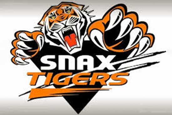 PNG Rugby League Snax Tigers