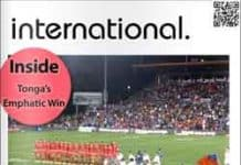 International - Rugby League Magazine April