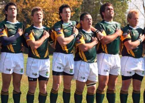 2013 South African RLWC student team