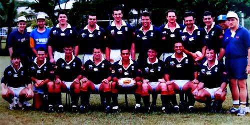 1996 Italian Rugby League Team