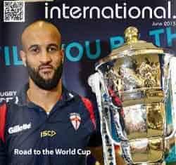International Rugby League Magazine June Edition