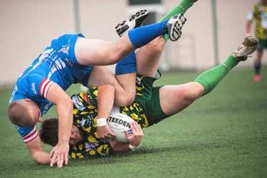 Czech Republic Rugby League 9's