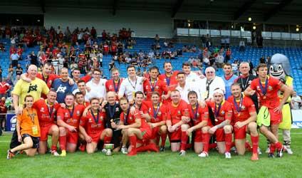 North Wales Crusaders 2013