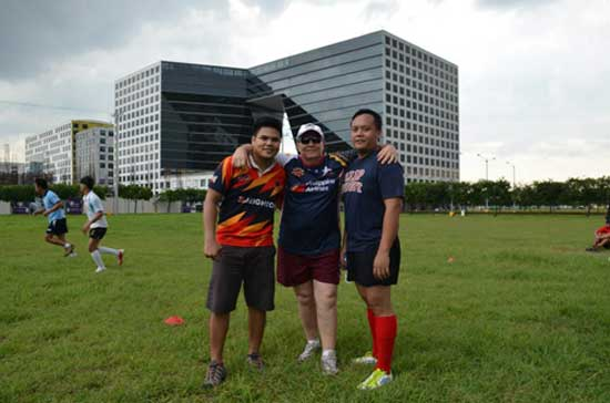 Philippines Rugby League Passay City