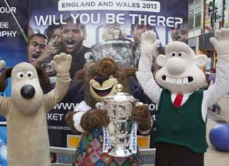 Wallace and Gromit with RLWC