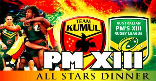 2013 PNG PMXIII Dinner