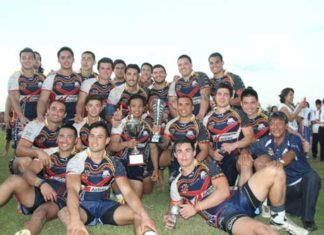 2013 Rugby League Asia Cup Winners