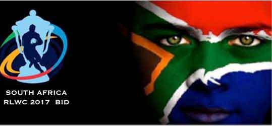 South Africa 2017 RLWC bid