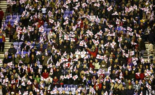 England Rugby League Fans