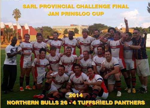 SA Rugby League 2014 Provincial Final