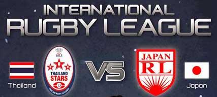 Thailand RL V Japan RL