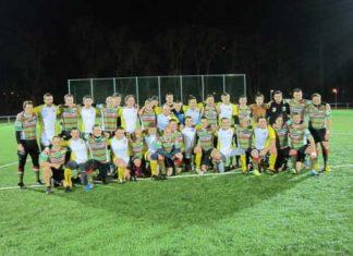 Czech Republic 2014 Rugby League 9's