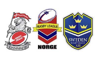 Scandinavia Rugby League