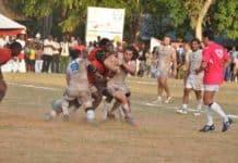 Italy v Kenya Rugby League