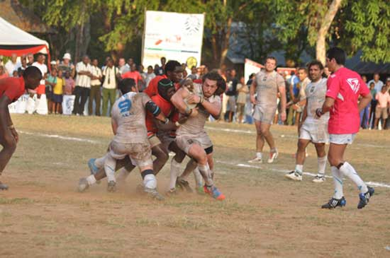 Italy v Kenya Rugby League