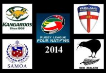 2014 Rugby League 4 Nations