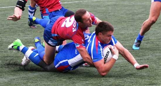 Russia to take on Ukraine in rugby league