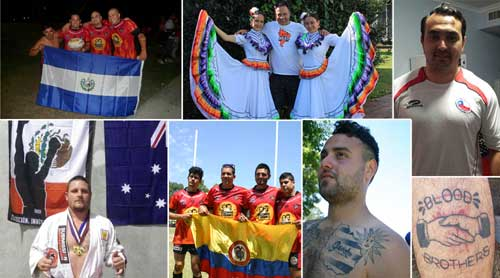Latin Heat Rugby League