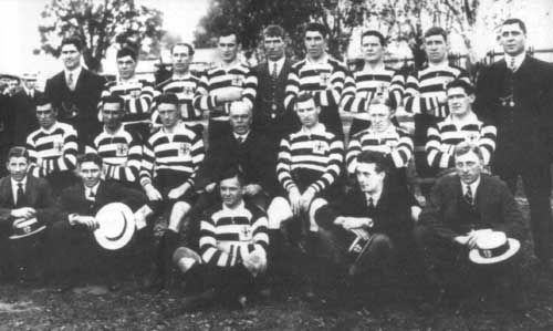 1914 Great Britain Lions