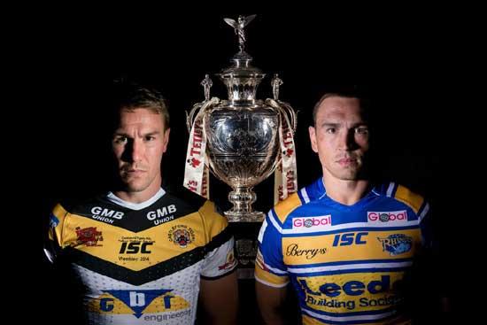 2014 Challenge Cup Final Leeds vs Castleford