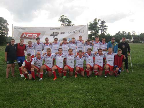 Czech vs Latvia Rugby League 2