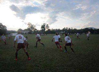 Czech vs Latvia Rugby League 1