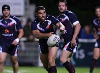French Rugby League Tour 2015