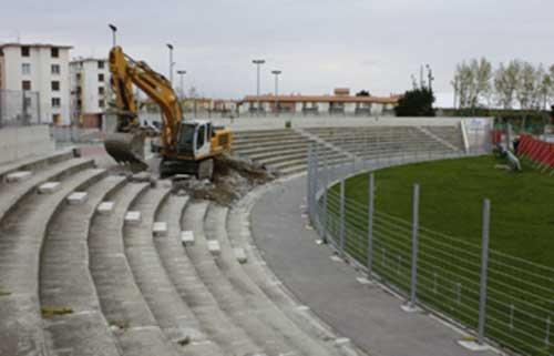 Old Stade Gilbert Brutus