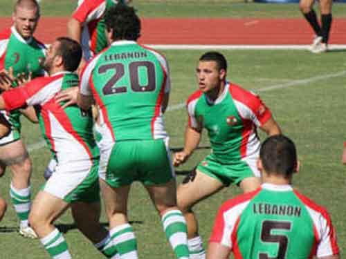 Lebanon vs Fiji 2014