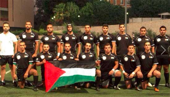 Palestine Rugby League