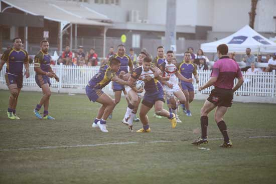 2014 Philippines vs Niue at Wentworthville
