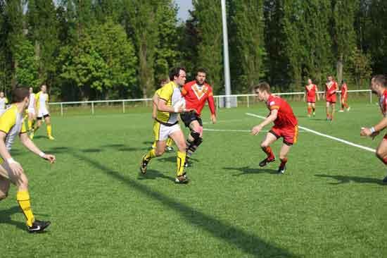 Czech Rugby League Hradeck Kralove