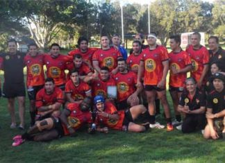 Latin Heat Rugby League 2014