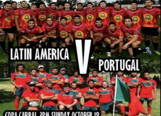 Latin Heat vs Portugal Rugby League
