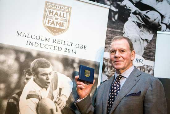 Malcolm Reilly OBE